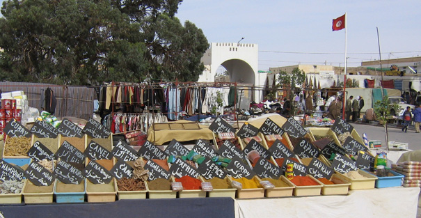 douz market souk